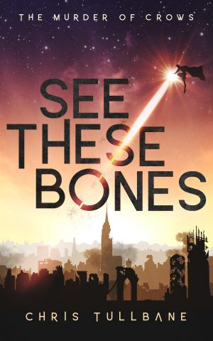 Cover for See These Bones