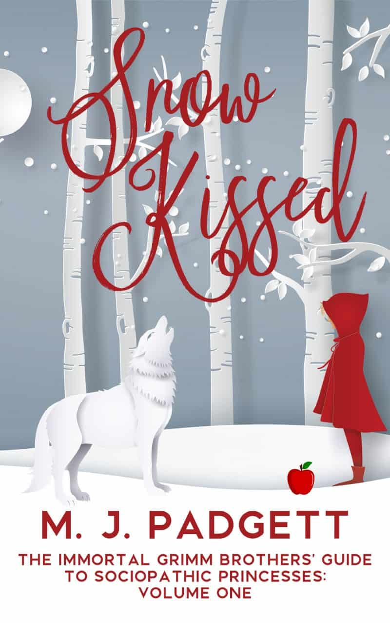 Cover for Snow Kissed