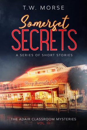 Cover for Somerset Secrets