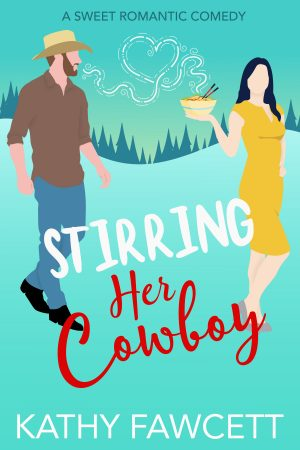 Cover for Stirring Her Cowboy