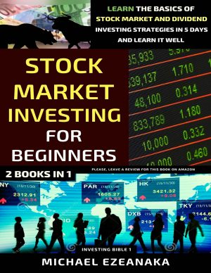Cover for Stock Market Investing for Beginners (2 Books in 1)