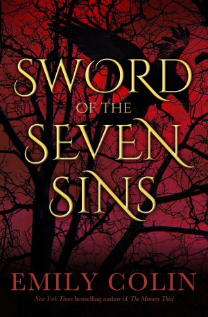 Cover for Sword of the Seven Sins
