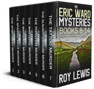 Cover for The Eric Ward Mysteries Books 8–14