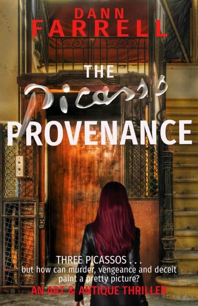 Cover for The Picasso Provenance