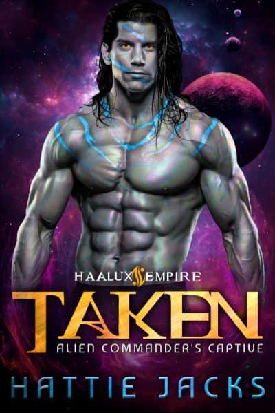 Cover for Taken: Alien Commander's Captive