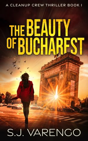 Cover for The Beauty of Bucharest