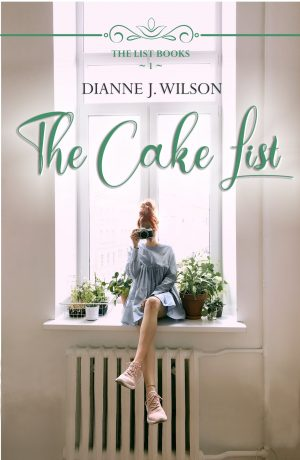 Cover for The Cake List