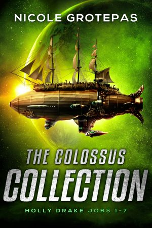 Cover for The Colossus Collection (Books 1-7)