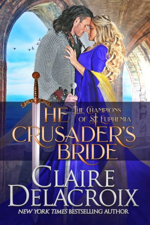 Cover for The Crusader's Bride