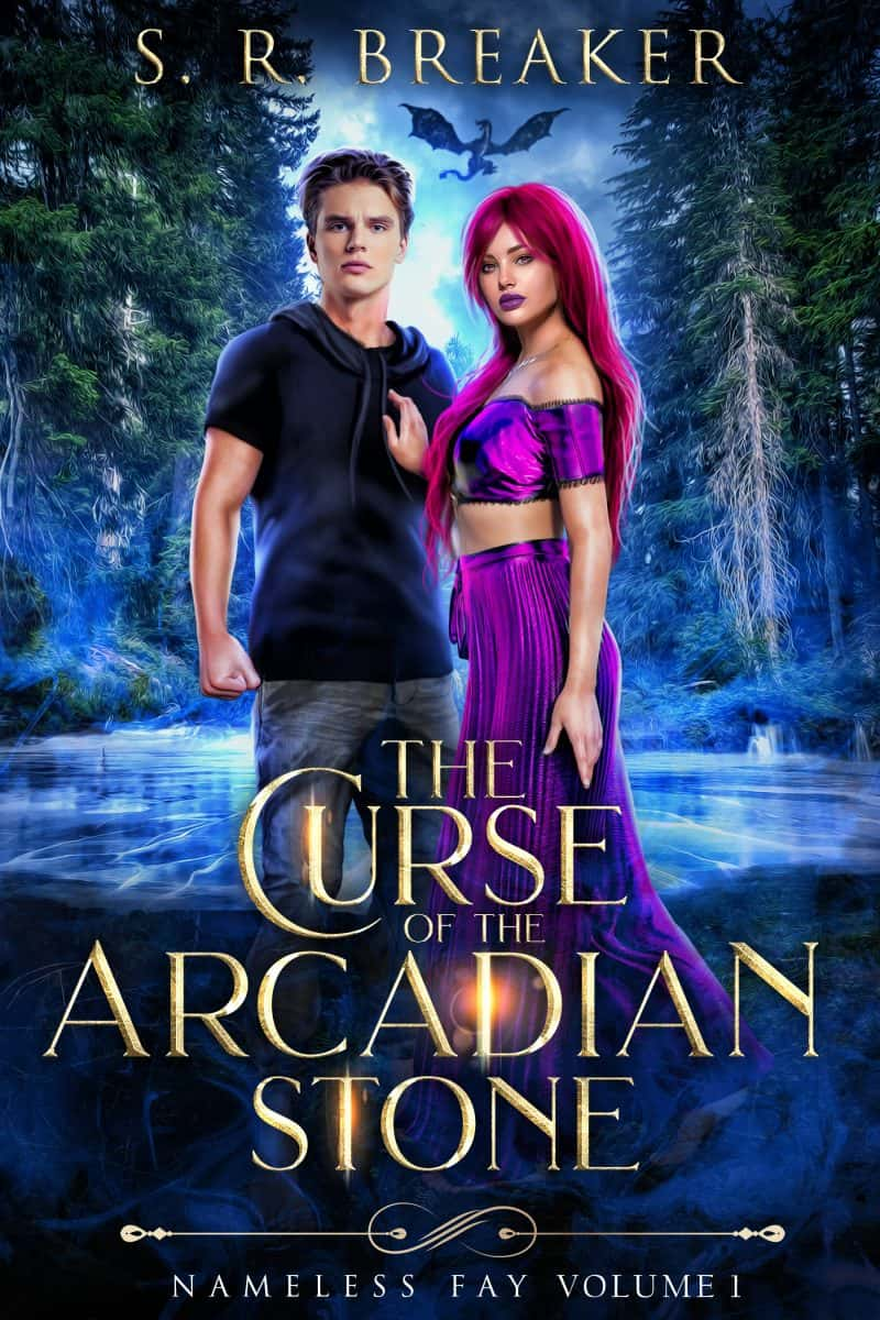 Cover for The Curse of the Arcadian Stone: Nameless Fay (Vol. 1 Stolen Oath)