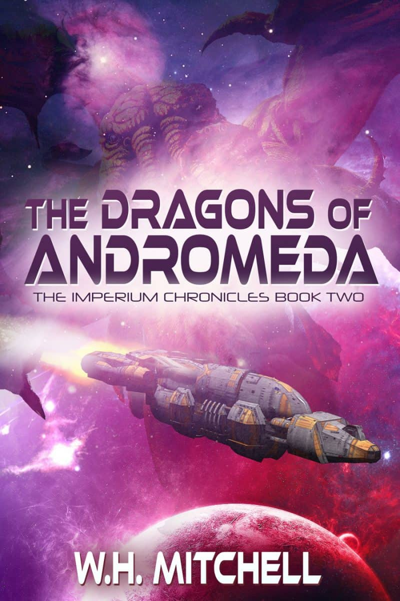 Cover for The Dragons of Andromeda (SAMPLE): Imperium Chronicles Book 2