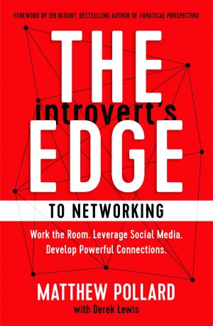 Cover for The Introvert's Edge to Networking