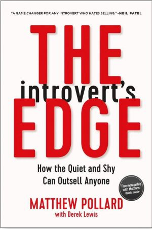 Cover for The Introvert's Edge