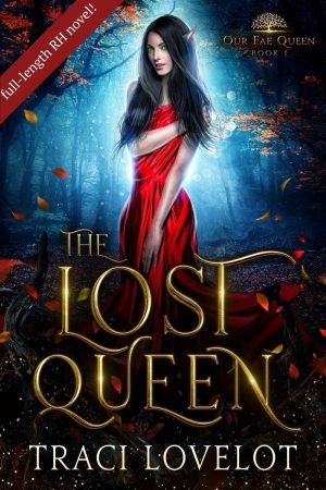 Cover for The Lost Queen