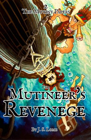 Cover for The Mutineer's Revenge