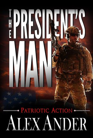 Cover for The President's Man