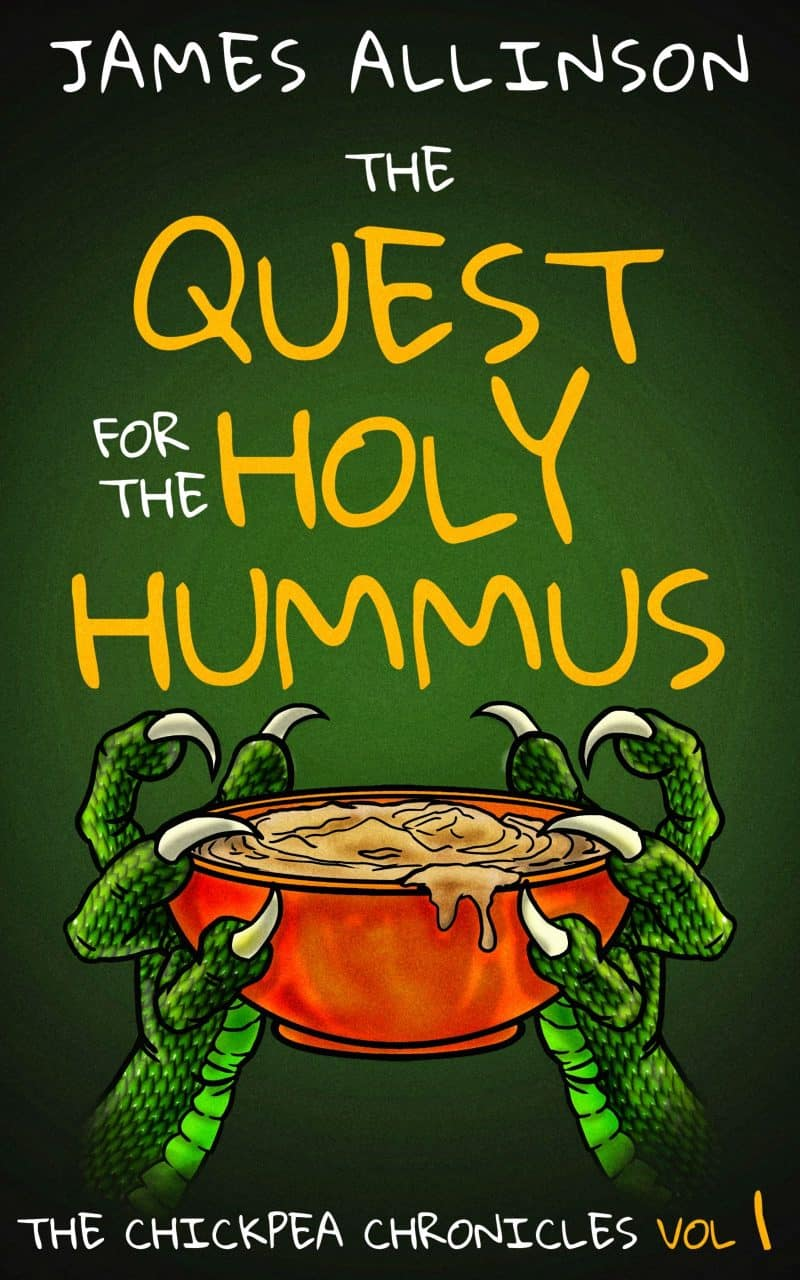 Cover for The Quest For The Holy Hummus