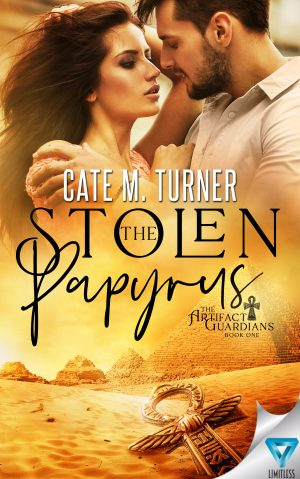 Cover for The Stolen Papyrus