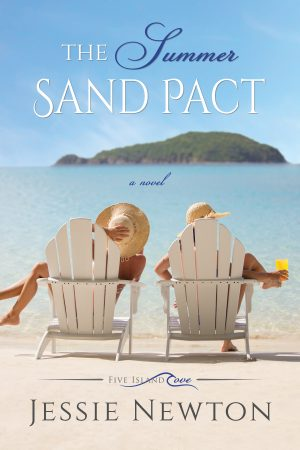 Cover for The Summer Sand Pact