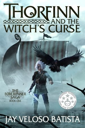 Cover for Thorfinn and the Witch's Curse