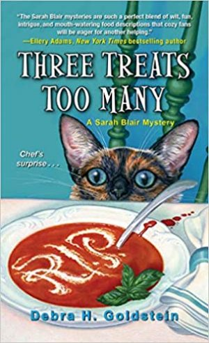 Cover for Three Treats Too Many