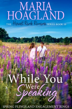 Cover for While You Were Speaking