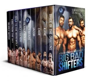 Cover for Big Bad Shifters