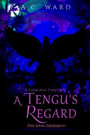 Cover for A Tengu's Regard