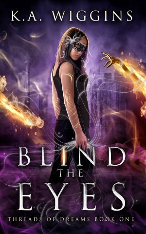 Cover for Blind the Eyes