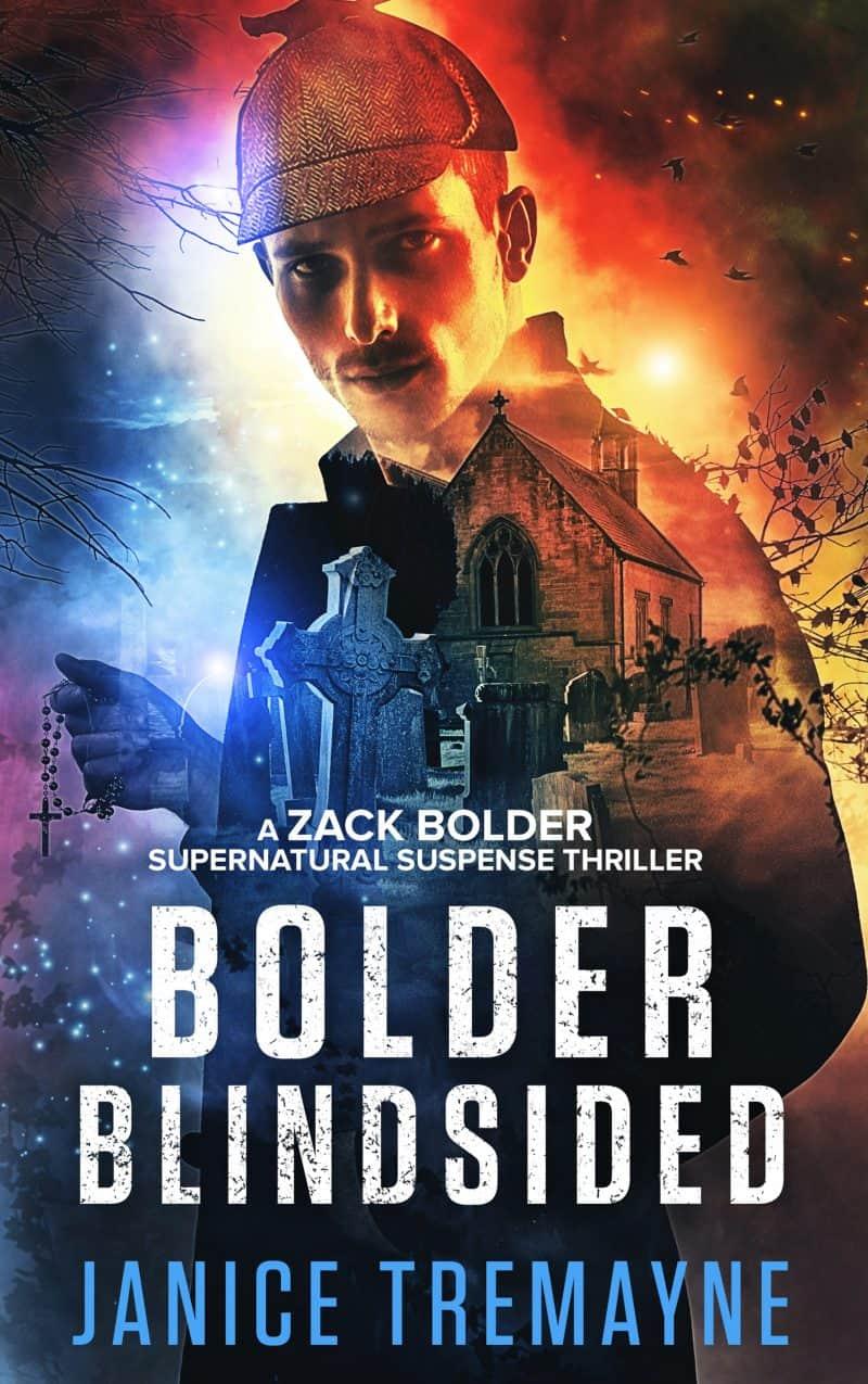 Cover for Bolder Blindsided