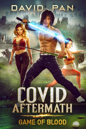 Cover for COVID Aftermath: Game of Blood
