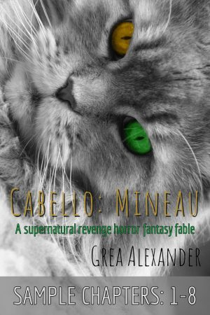 Cover for Cabello: Mineau