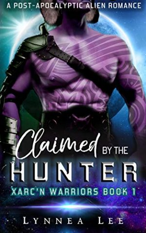 Cover for Claimed by the Hunter