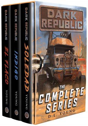 Cover for Dark Republic: The Complete Series