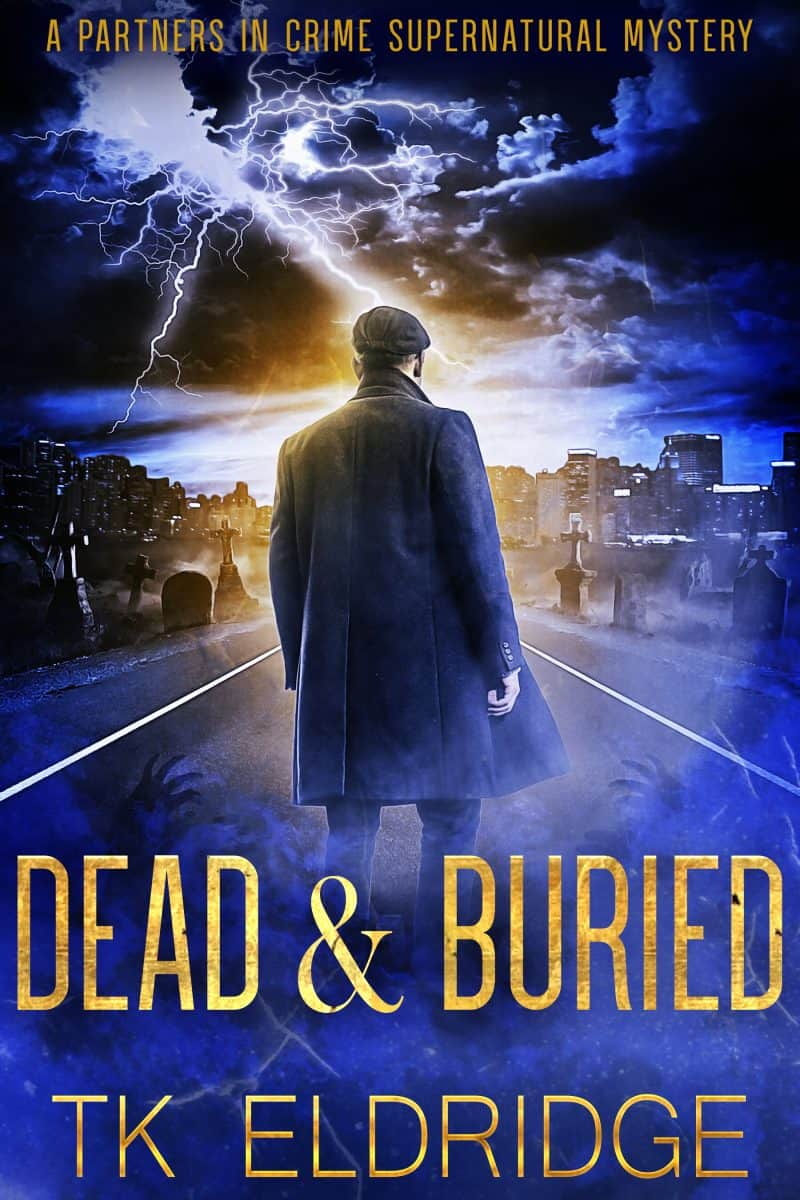 Cover for Dead & Buried