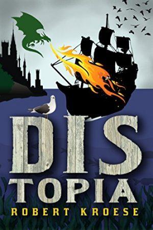Cover for Distopia