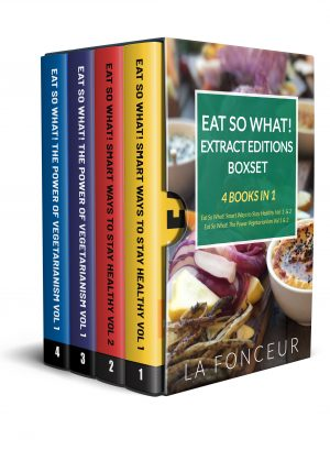 Cover for Eat So What! Extract Editions Boxset