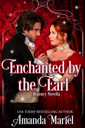 Cover for Enchanted by the Earl