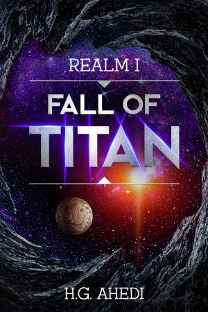 Cover for Fall of Titan