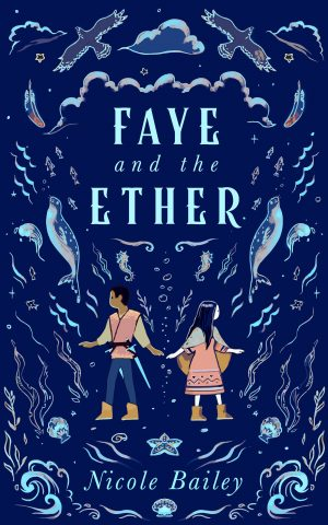 Cover for Faye and the Ether