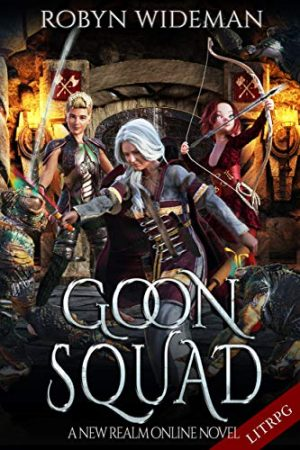 Cover for Goon Squad