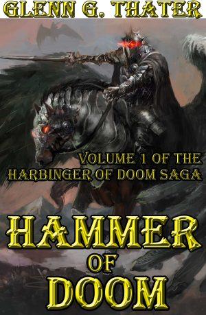 Cover for Hammer of Doom
