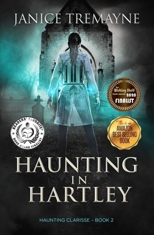 Cover for Haunting in Hartley