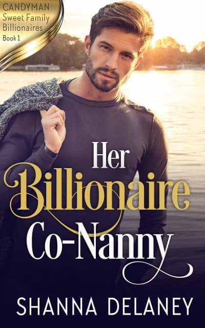 Cover for Her Billionaire Co-Nanny