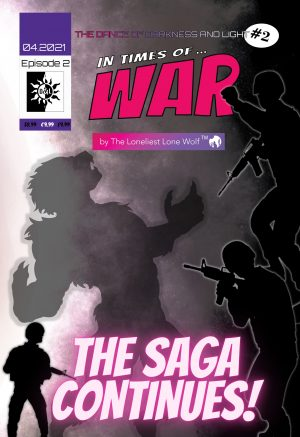 Cover for In Times of War
