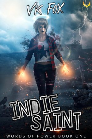 Cover for Indie Saint