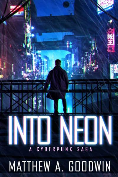 Cover for Into Neon