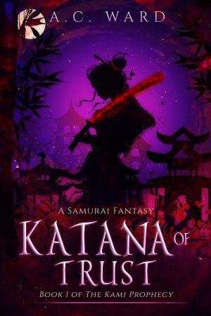 Cover for Katana of Trust