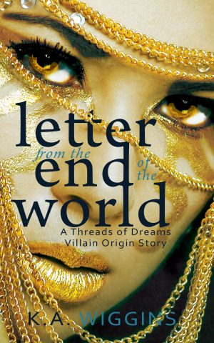 Cover for Letter From the End Of the World