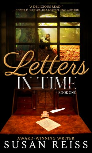 Cover for Letters in Time